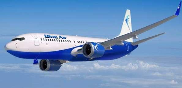 blue air aereo