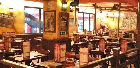 old wild west ristorante