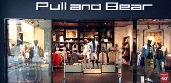 pull bear negozio abbigliamento accessori