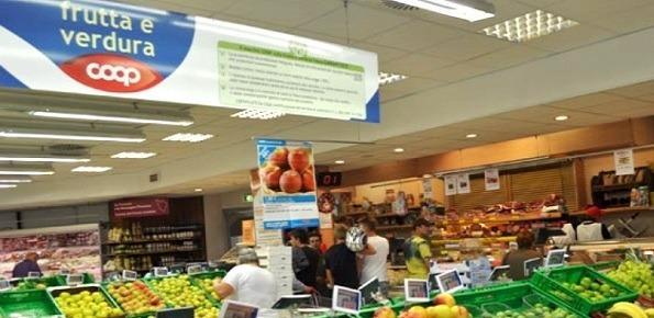 coop supermercato gdo