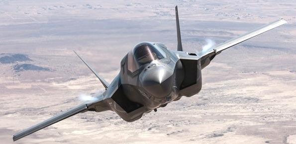 aerei f35