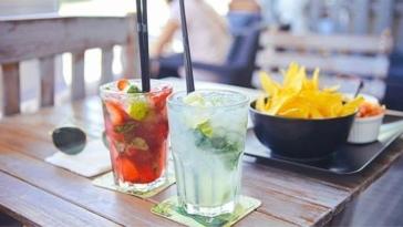 bar, chiosco, tavolino, aperitivo