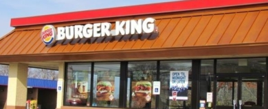 burger king ristorante fast food