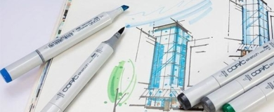 geometra, architetto, immobiliare, disegnare