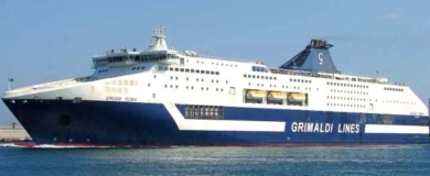 Grimaldi Lines: 1600 assunzioni a bordo e terra