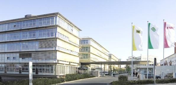 schaeffler headquarter germania