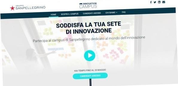 sanpellegrino innovation campus