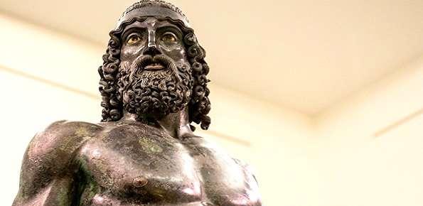 Calabria, museo, Bronzi di Riace