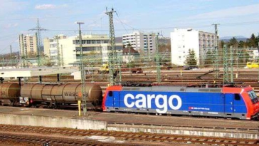 sbb cargo international treno