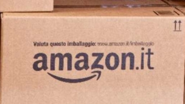 amazon magazzino