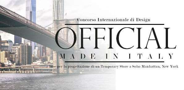 concorso design temporary store