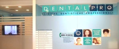 dentalpro, centro dentistico