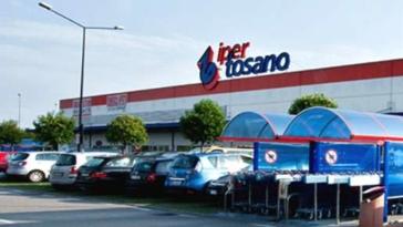 iper tosano supermercato