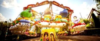 magic world parco divertimenti napoli
