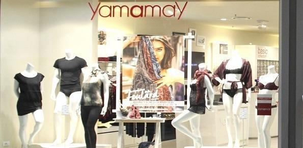 yamamay negozio intimo