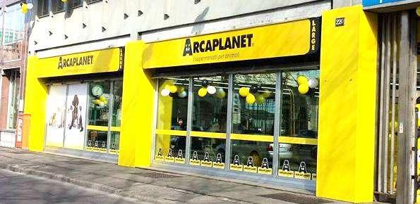 arcaplanet negozio animali