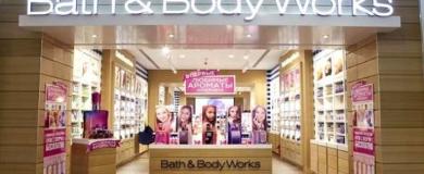 Bath & Body Works negozio