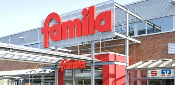 famila supermercato