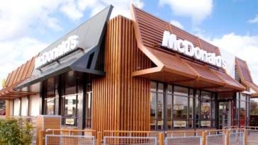 mcdonald's fast food