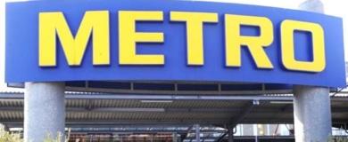 metro cash & carry punto vendita ingrosso