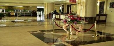 reception turismo