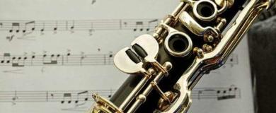 banda orchestra clarinetto