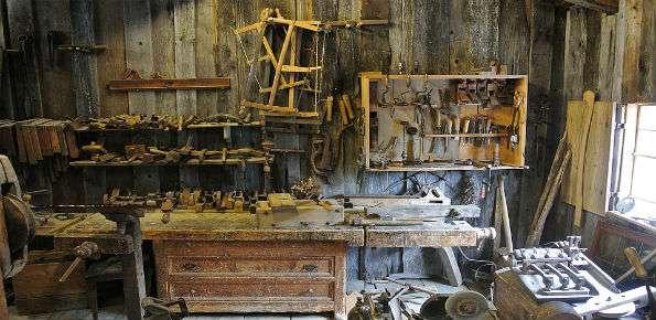 arti manuali legno