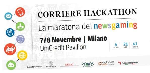 Corriere Hackathon