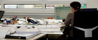 impiegato lavoro ufficio