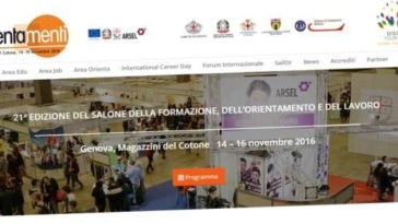Salone Orientamenti Genova