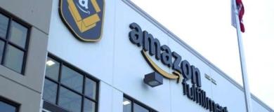 amazon usa centro distribuzione