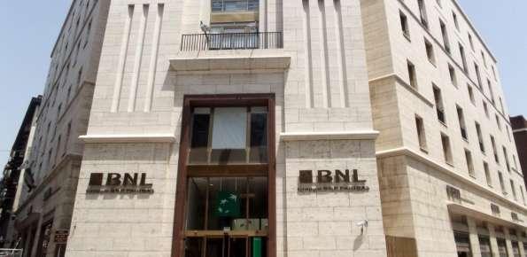 bnl, banca nazionale del lavoro