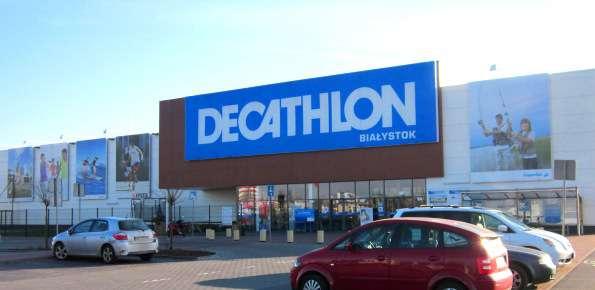 decathlon negozio