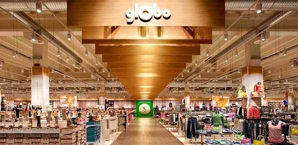 globo moda negozio