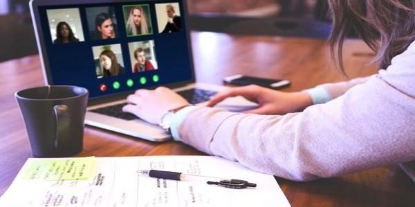 skype, videochiamata, videoconference, colloquio video