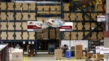 ceva logistics magazzino