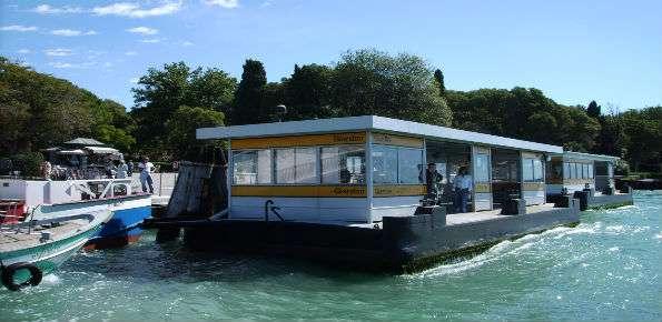 actv trasporto venezia