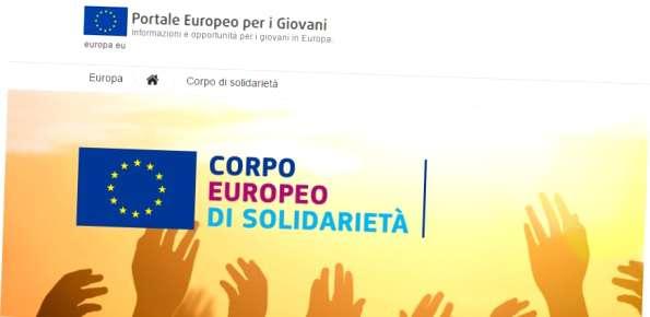 ESC - Corpo Europeo Solidarieta
