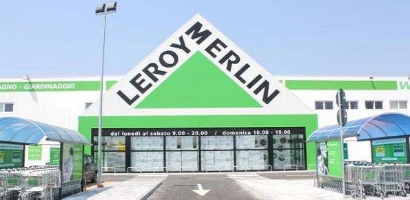leroy merlin negozio bricolage
