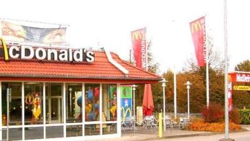 mcdrive mcdonald's