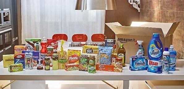 amazon spesa a domicilio