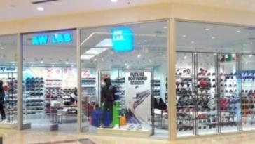 AW Lab negozio