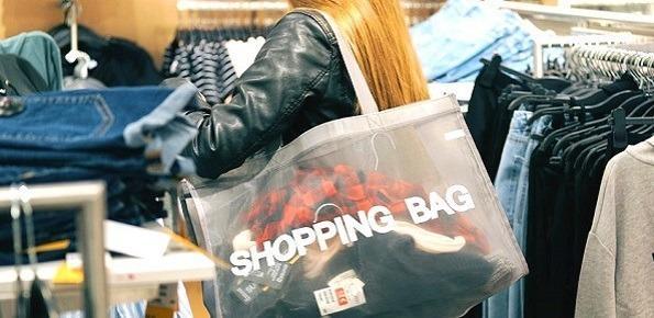 shopping, centro commerciale, negozi