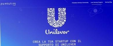 Unilever Startup Program