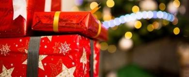 Mission Bambini Onlus: lavoro natalizio, impacchettamento regali