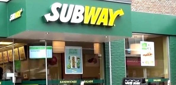 subway fast food