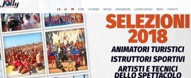 jolly animation selezioni primavera 2018