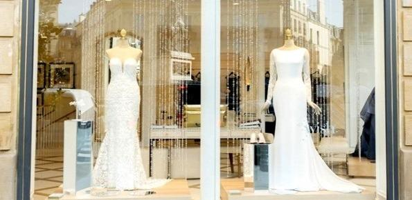 pronovias negozio abiti da sposa