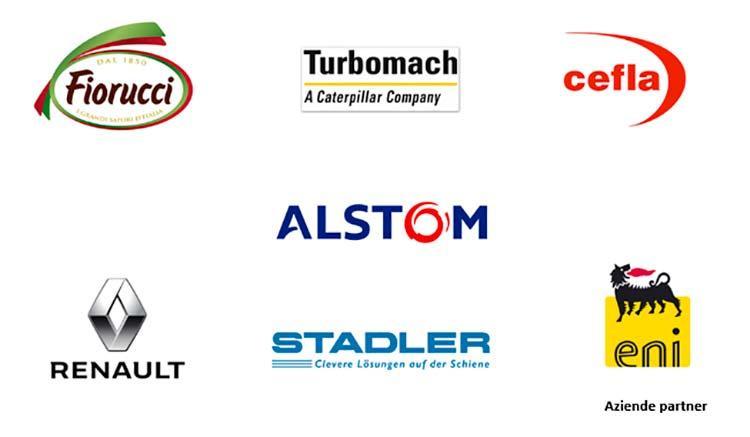 master meccanica aziende partner