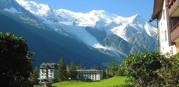 montagna, residenza